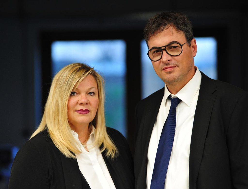 Steuerberater Sabine Ippisch und Frank Thalhofer