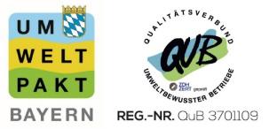 Umweltpakt Bayern Qualitätsverbunf umweltbewusster Betriebe